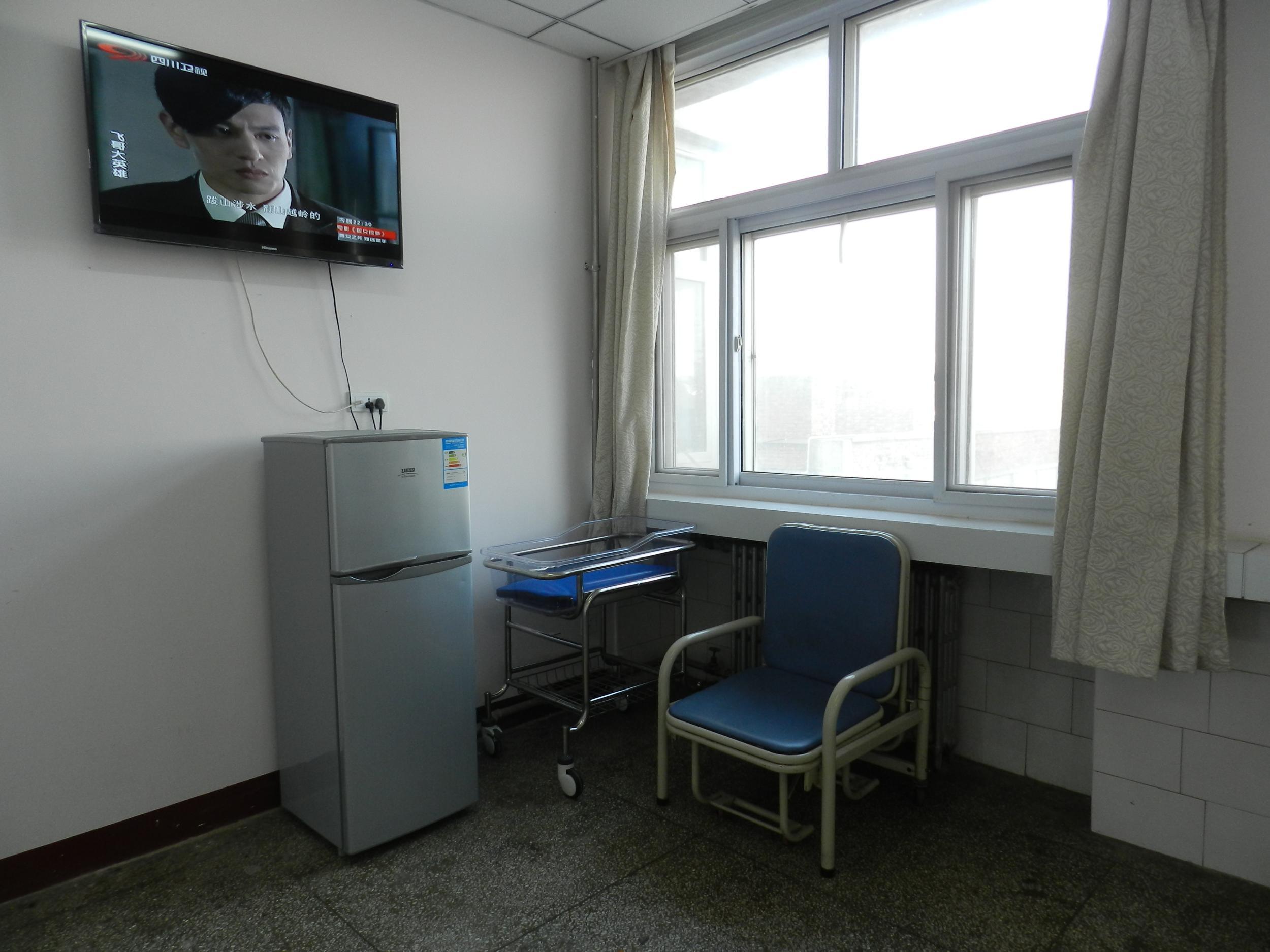 妇产科温馨病房展示--天津市第四医院